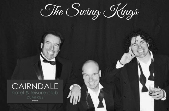 The Swing Kings DBB at Cairndale Hotel