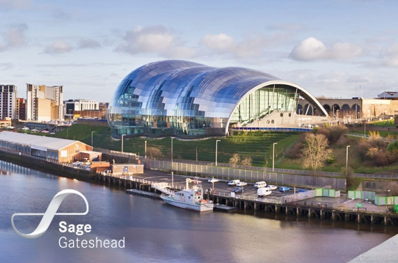 Sage Gateshead afternoon tea
