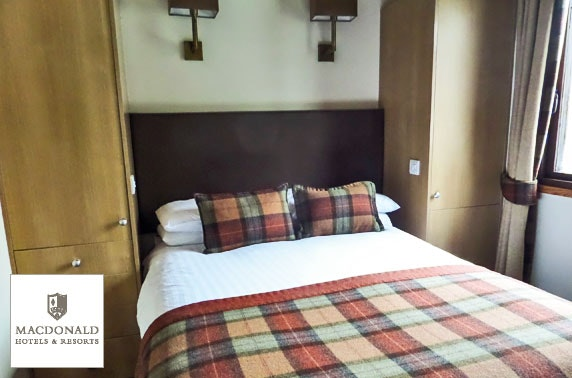 Macdonald Spey Valley lodges - from £10pppn