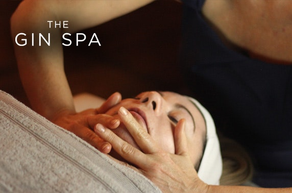 The Gin Spa treatments & afternoon tea, Merchant City