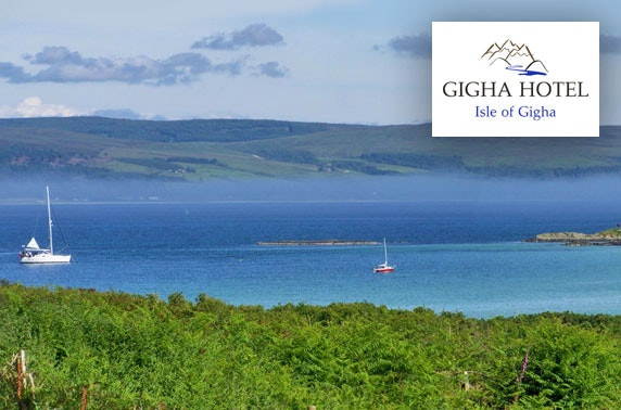 Hebridean Island DBB - from £79