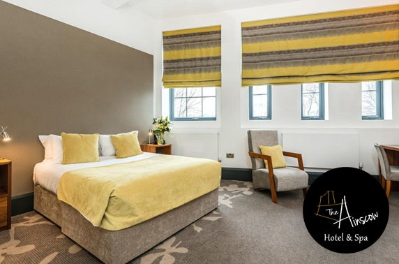 4* The Ainscow stay - £75