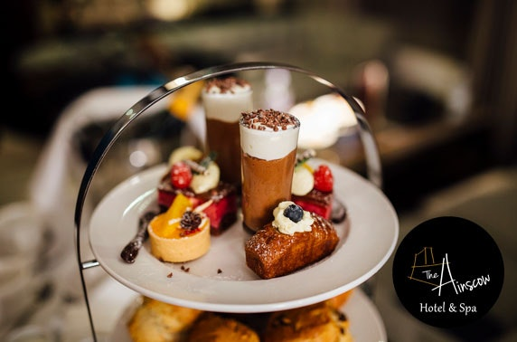 4* The Ainscow afternoon tea
