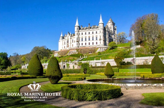 4* Highland getaway – from £99