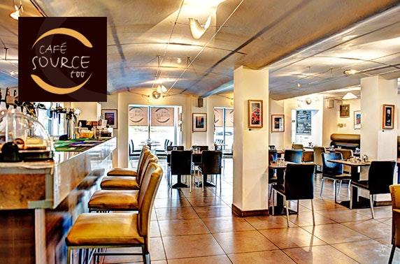 Café Source Too, Hillhead