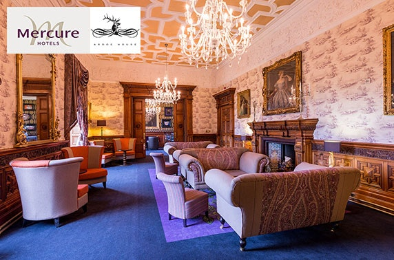 Luxury DBB, 4* Ardoe House Hotel
