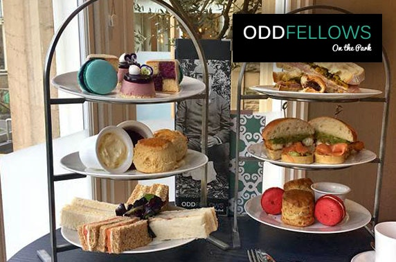 Oddfellows On the Park spa treatments