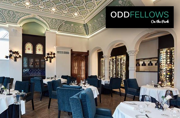 Oddfellows On The Park stay