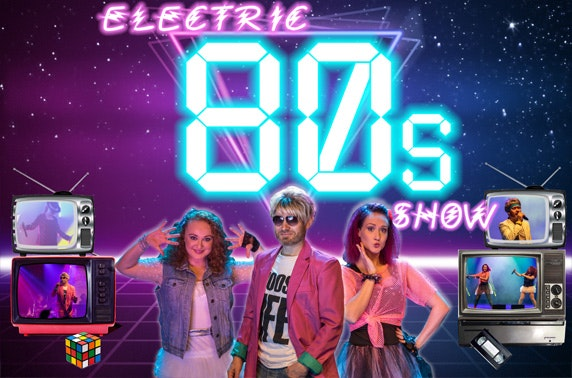 Electric 80s tribute show, The Liquid Room