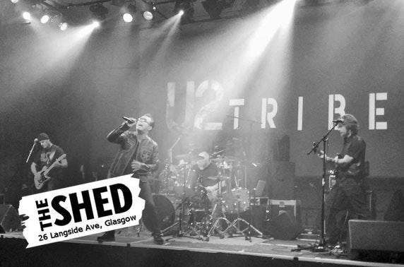 U2 Tribute Night, The Shed