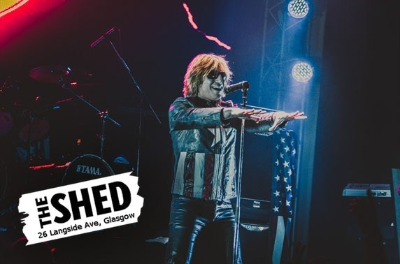 Bon Jovi tribute night at The Shed, Southside