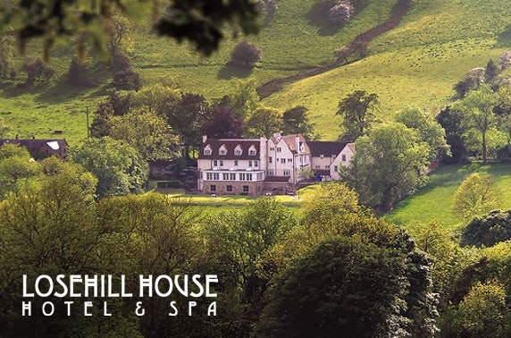 4* Losehill House DBB – Country Hotel of the Year