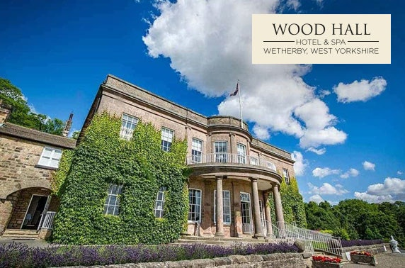 Wood Hall Hotel And Spa West Yorkshire