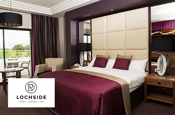 Lochside House Hotel & Spa getaway