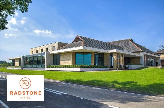 Radstone Hotel DBB, Lanarkshire - £85