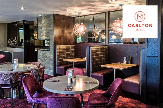 Carlton Hotel DBB - £85