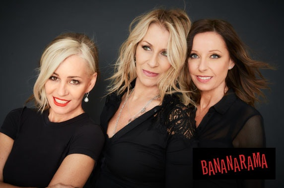 Bananarama at Edinburgh Castle