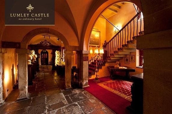 4* Lumley Castle DBB