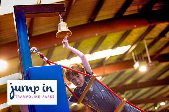 Jump In Trampoline Park, Aberdeen