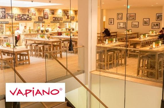 Vapiano Italian dining, Buchanan St