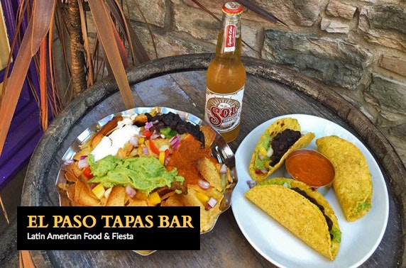 El Paso dining, New Town