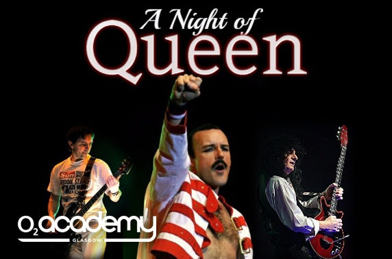 The Bohemians - A Night of Queen at O2 Academy