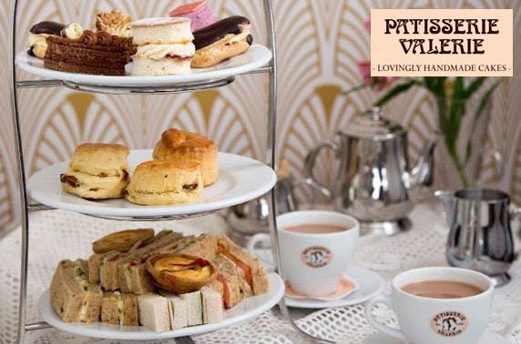 Patisserie Valerie Glasgow – choice of 6 locations