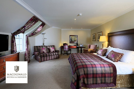 4* Macdonald Pittodrie House