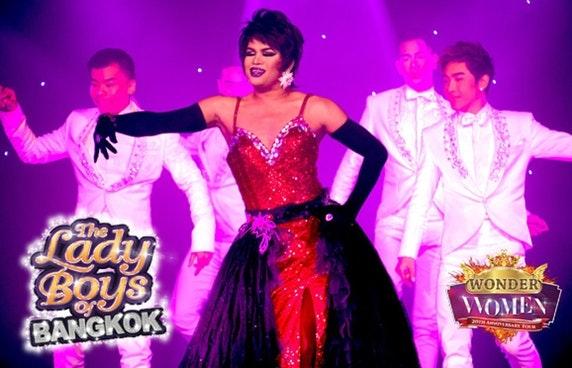 Lady Boys of Bangkok, Glasgow