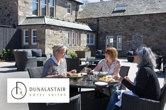 Luxury DBB at 5* Dunalastair Hotel Suites, Loch Rannoch
