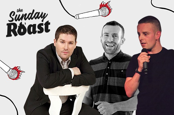 Brand new Sunday Roast comedy & lunch, Sloans