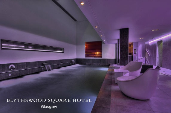 5* Blythswood Spa 6 week pass – just £2.35 per day