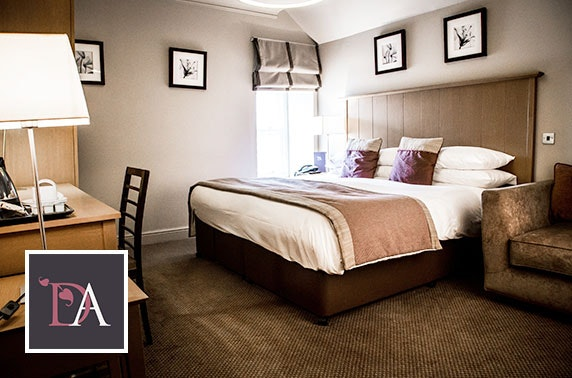 Dumfries Arms Hotel stay - £85