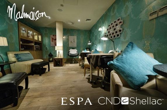 4* Malmaison Aberdeen spa day