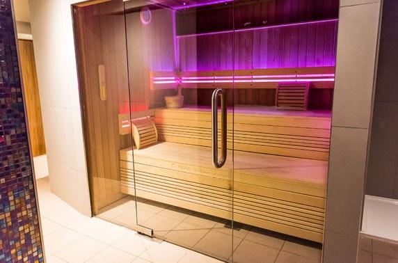 Luxury spa day at Kinnettles Hotel, St Andrews