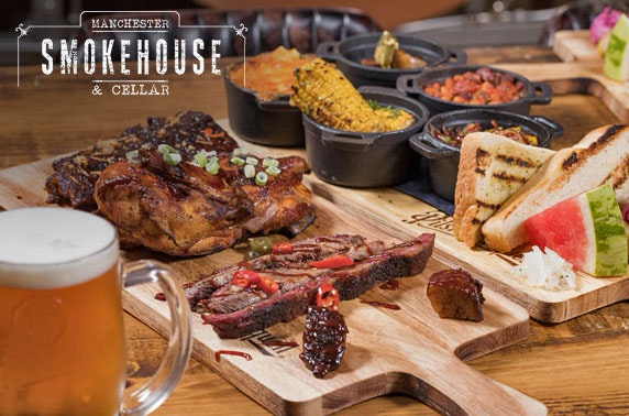 Manchester Smokehouse - from £6pp