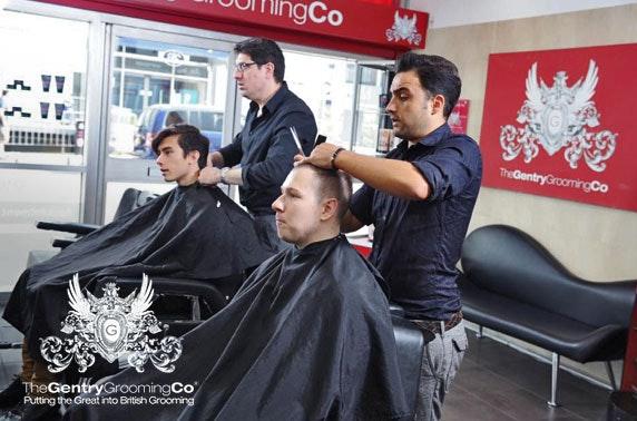 Gentry Grooming Co male grooming