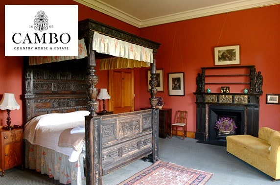 Cambo House apartment – from £16pppn