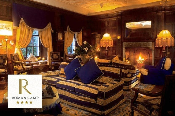 4* Roman Camp Hotel DBB