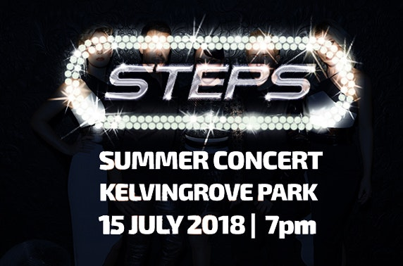 Steps, Kelvingrove Park