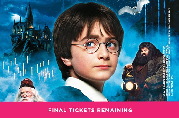 Harry Potter at Glencoe: itison Drive-In Movies!