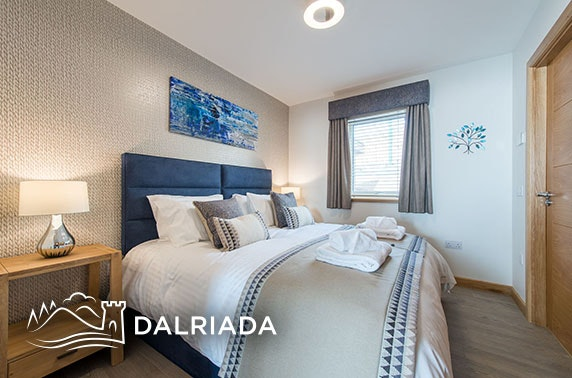 Award-winning 5* Dalriada Luxury Lodges stay