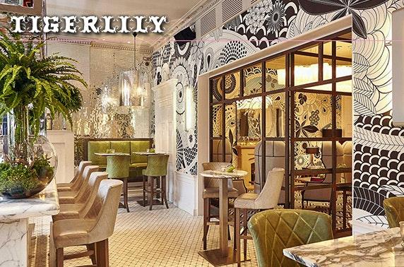 Luxury Tigerlily stay, Edinburgh