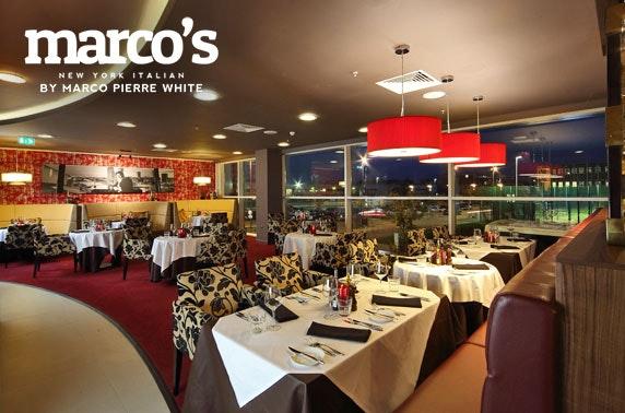 Marco Pierre White Italian dining