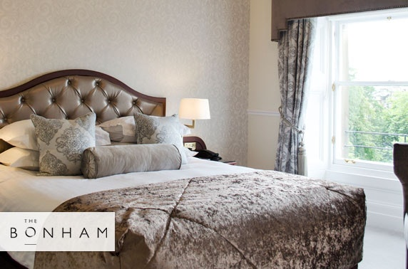 4* The Bonham Hotel stay