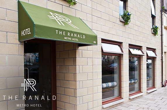 The Ranald Hotel, Oban