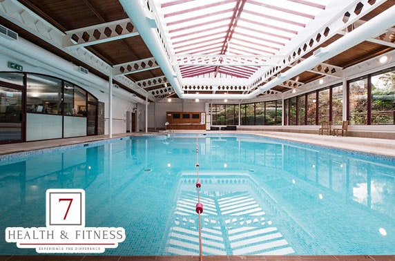 7 health fitness club membership 4 doubletree by hilton aberdeen treetops itison for Hilton doubletree aberdeen swimming pool