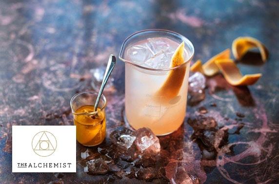 The Alchemist food & cocktails