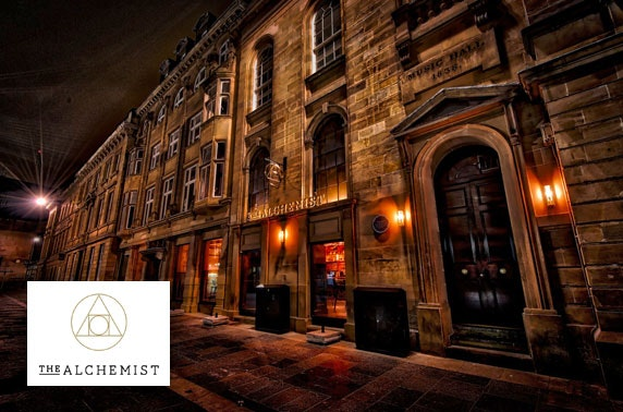The Alchemist food & cocktails