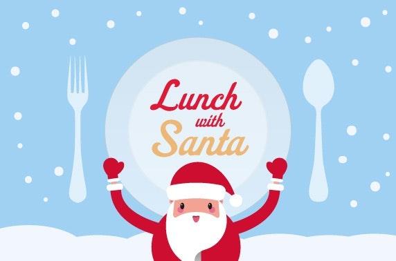 Lunch with Santa at Village Hotel Glasgow